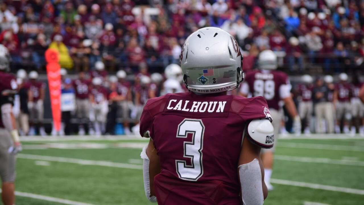 Montana Grizzlies Calhoun