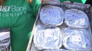 M&T Bank feeds healthcare workers.JPG