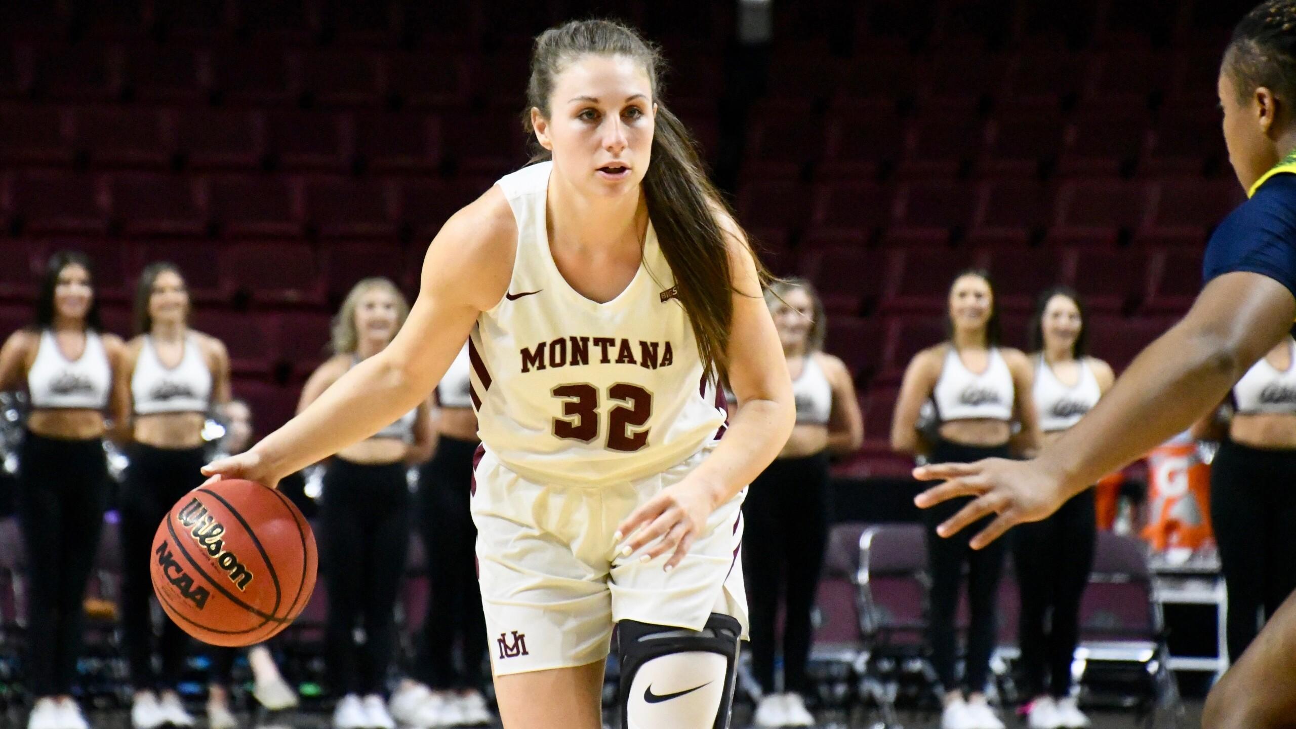 Montana vs. Northern Arizona - Big Sky Conference women's basketball quarterfinals