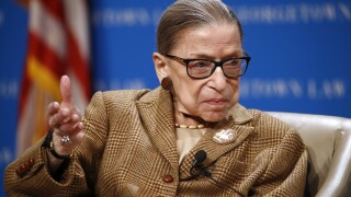 Supreme Court Justice Ginsburg hospitalized with gallbladder condition