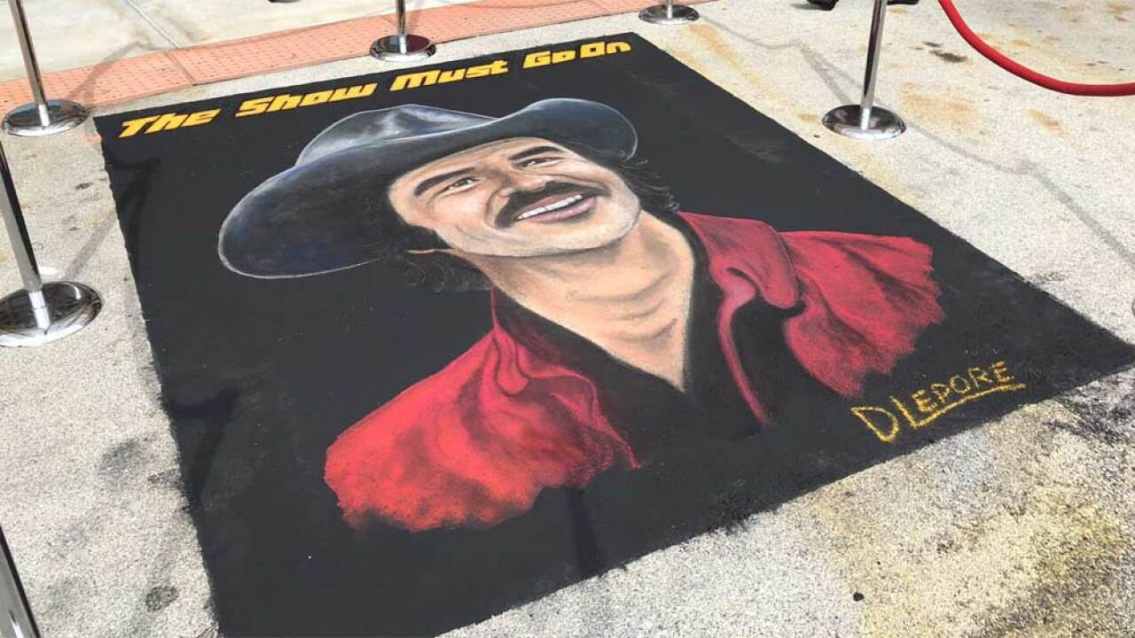 24th annual Palm Beaches Student Showcase of Films red carpet award show, celebrating the life and legacy of Burt Reynolds on April 5, 2019.