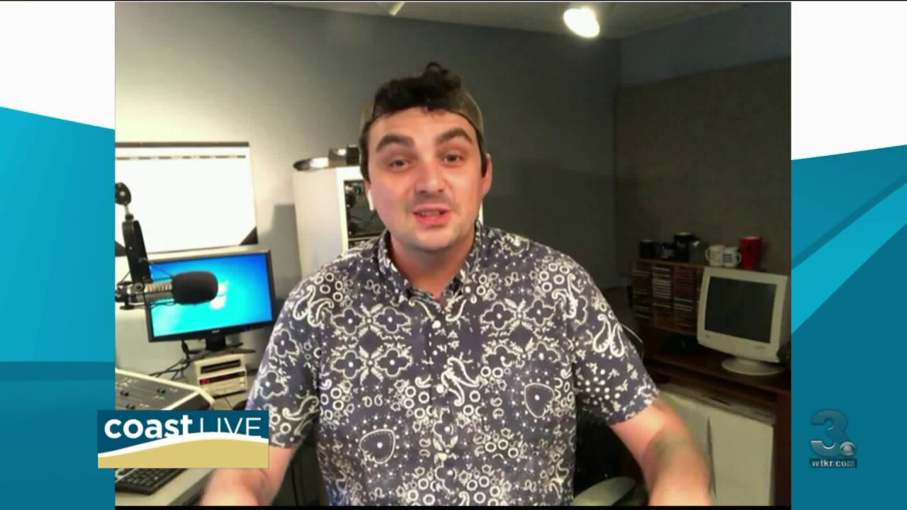 Coop from Eagle 97.3 talks country news on CoastLive