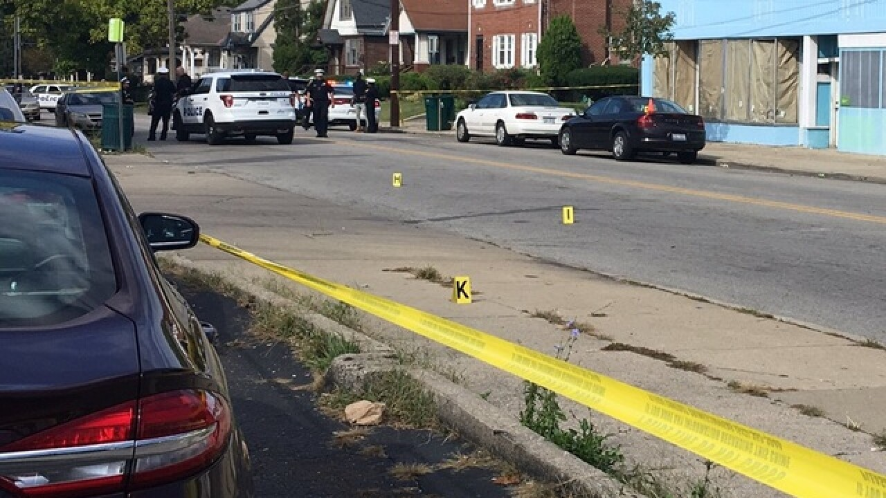 PD: One person shot in Bond Hill