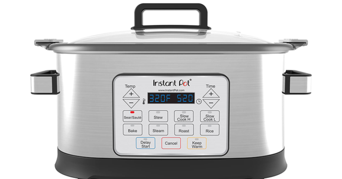 Instant Pot Multicookers Sold Exclusively At Walmart