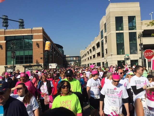 Photo gallery: 2017 Susan G. Koman Detroit Race for the Cure
