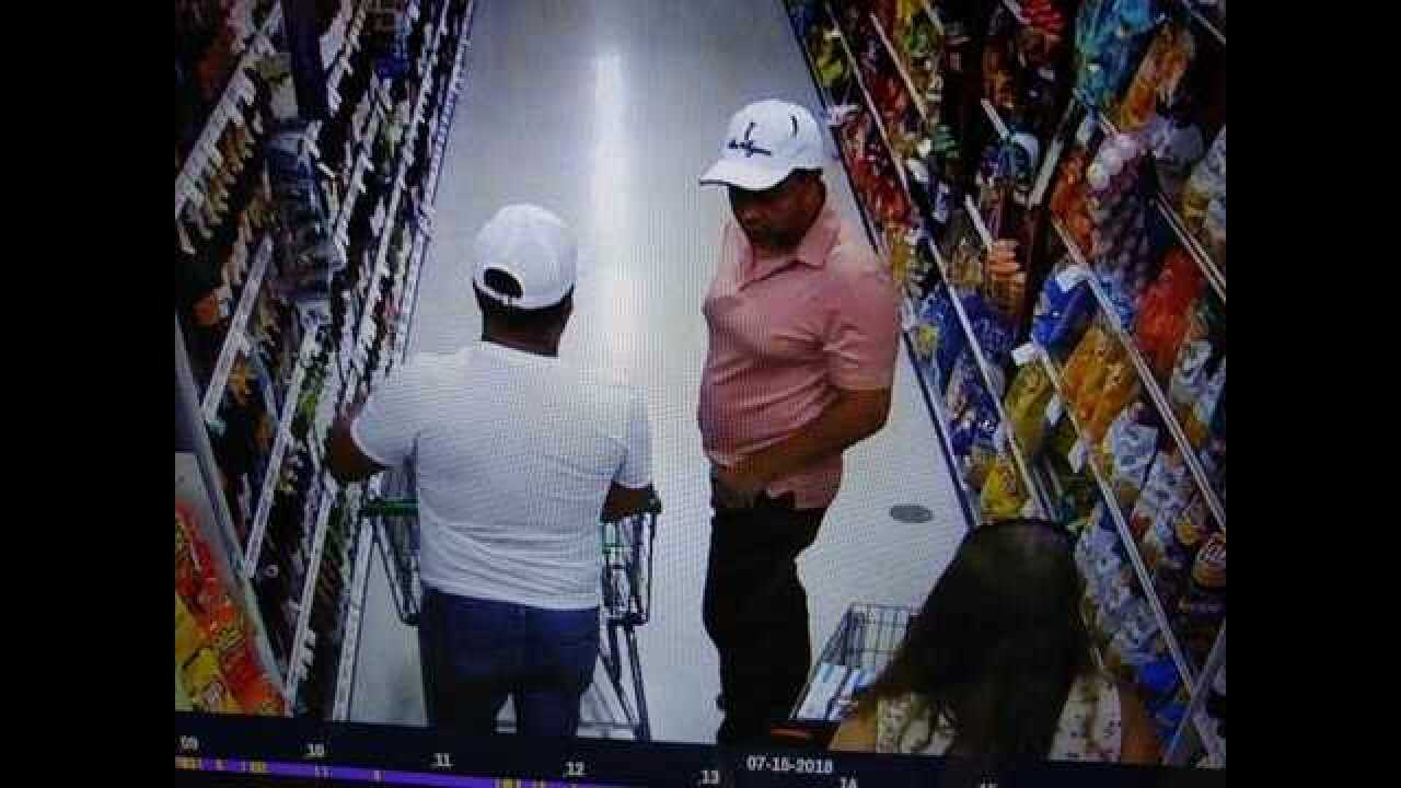 Four suspects sought in champagne theft