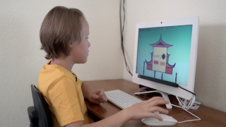 New gaze-driven game helps train children to stay focused