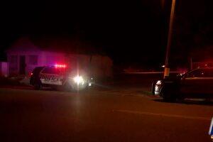 Overnight shooting sends man to hospital