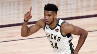 Bucks Holiday Arrival Basketball