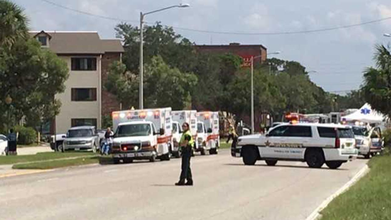 Gas leak reported at nursing home in Seminole