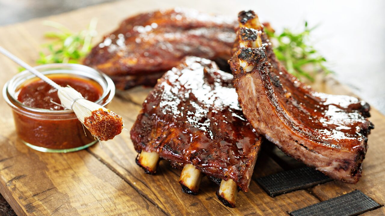 You Can Get Paid $10,000 to Travel the Country & Eat BBQ Ribs