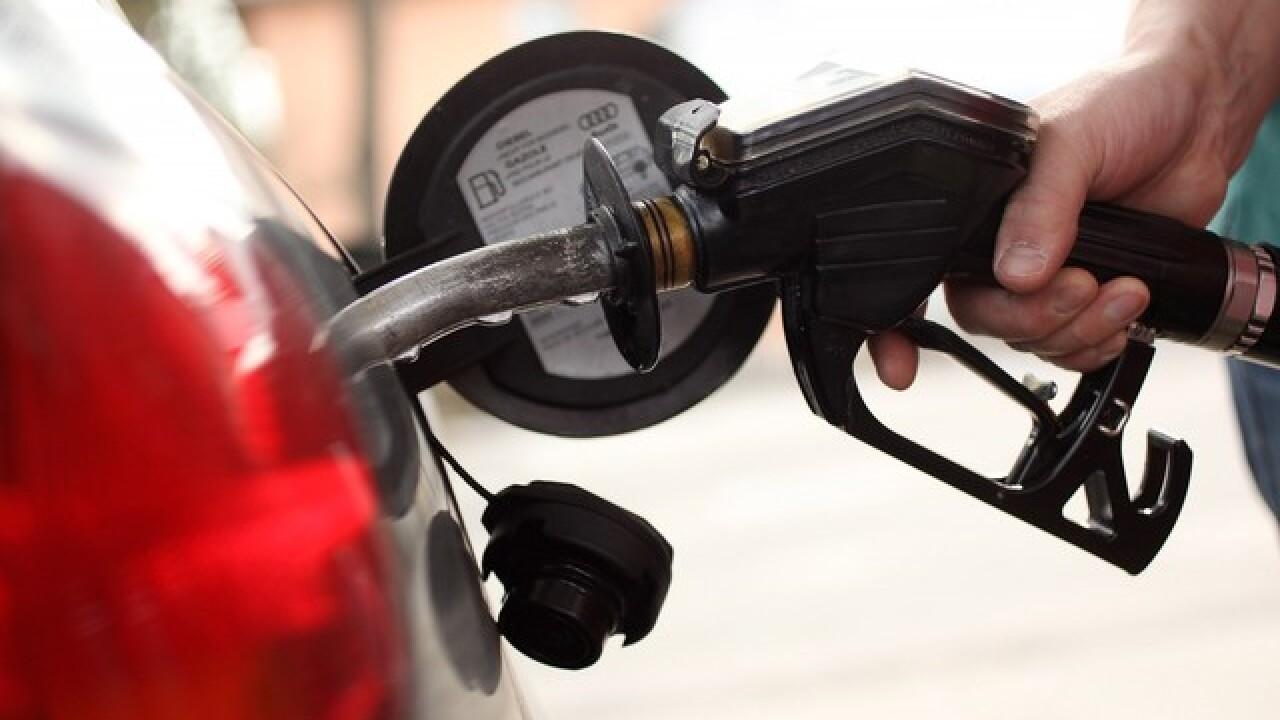 Gas prices begin to decline