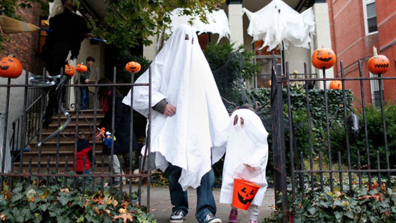 Trick-or-treat times: Here is a listing for trick-or-treat times in Cincinnati and across the region