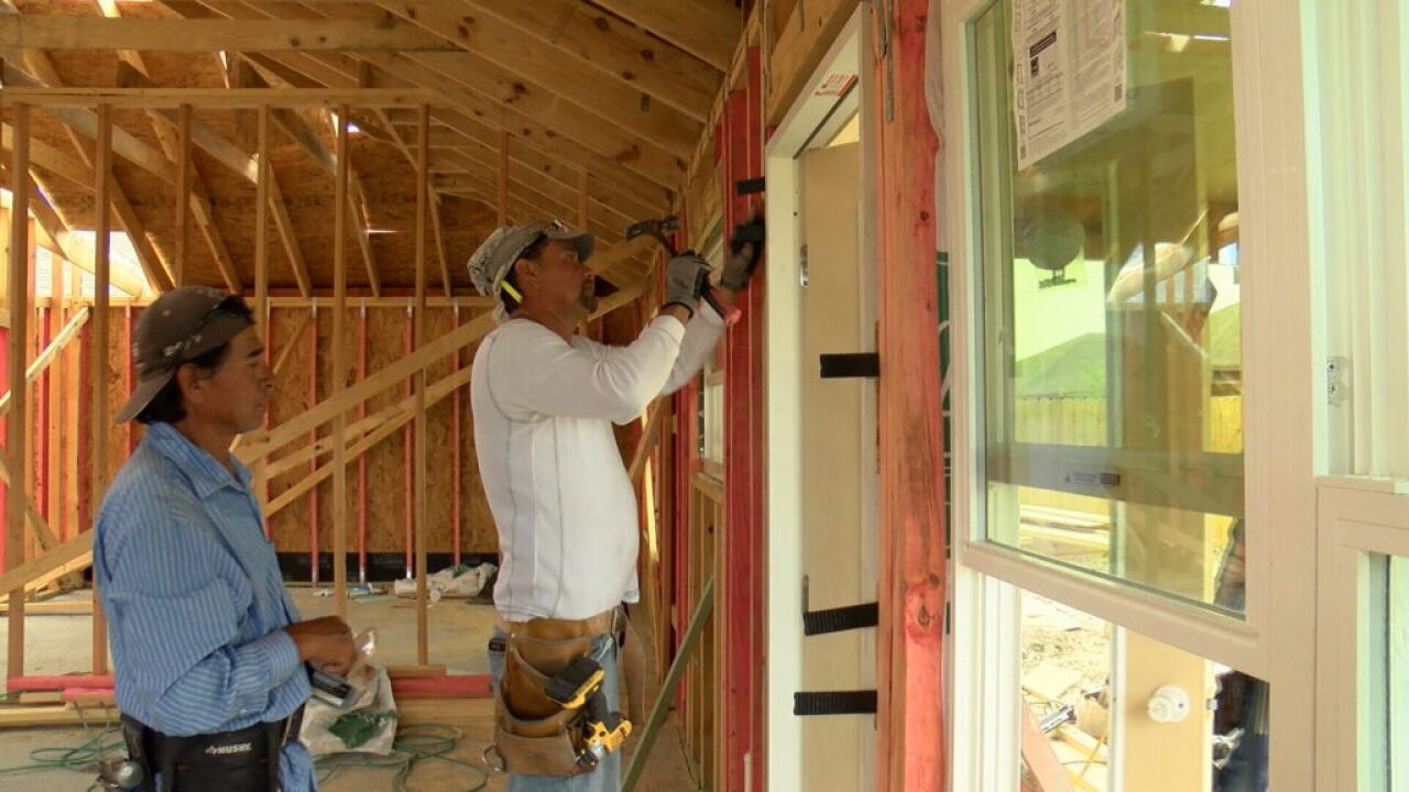 State mandated permit fee changes affect new home construction