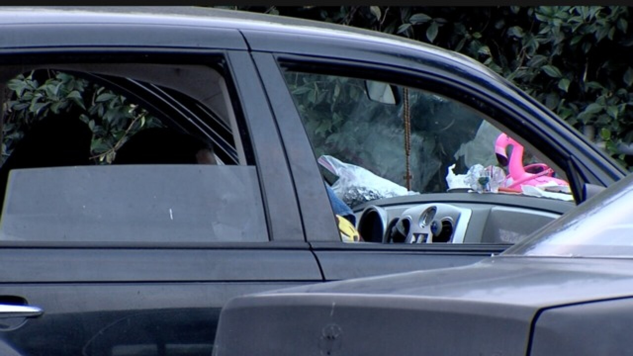 Rent too high: More in San Diego live in cars
