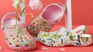 Vera Bradley Crocs In Pretty Floral Patterns Are Here Just In Time For Spring