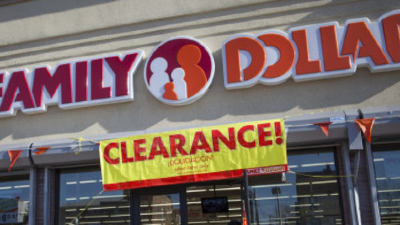 Check which Family Dollar stores are closing in Michigan