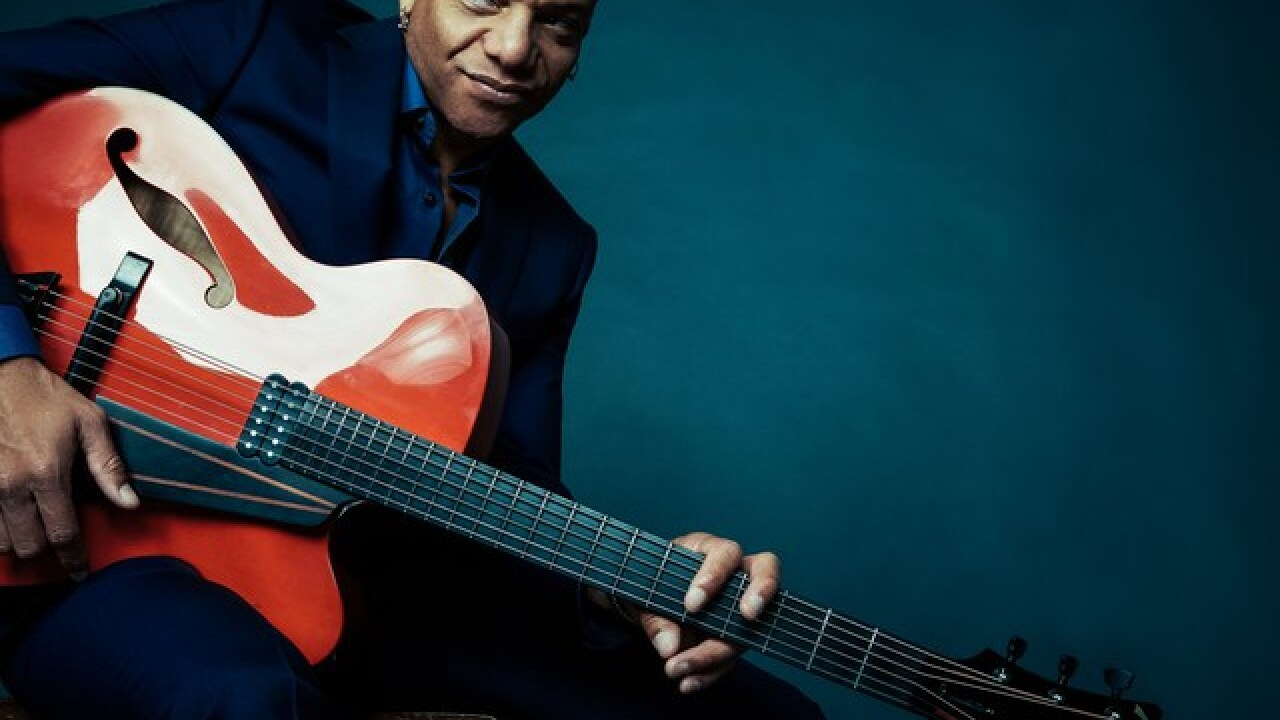 Jazz Guitarist Mark Whitfield Shares Sophisticated Artistry