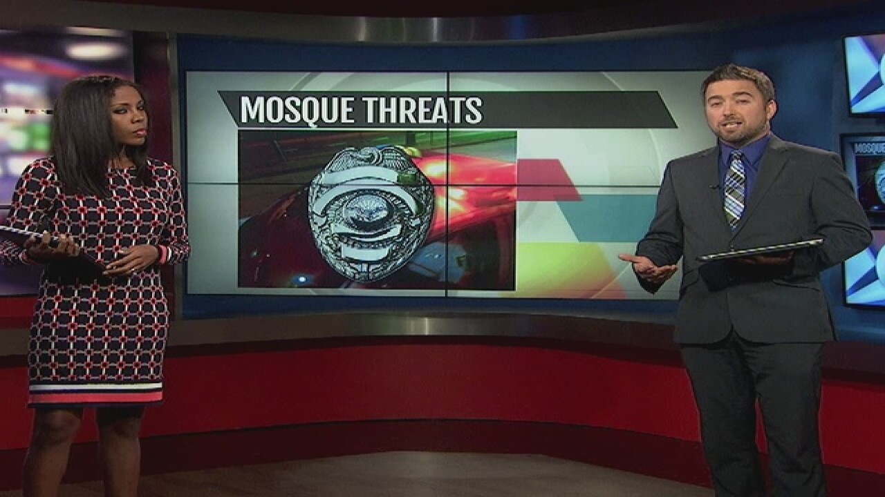 Victim speaks out about Parma mosque threats