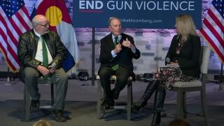 Michael Bloomberg set to unveil anti-gun violence policy at Aurora town hall