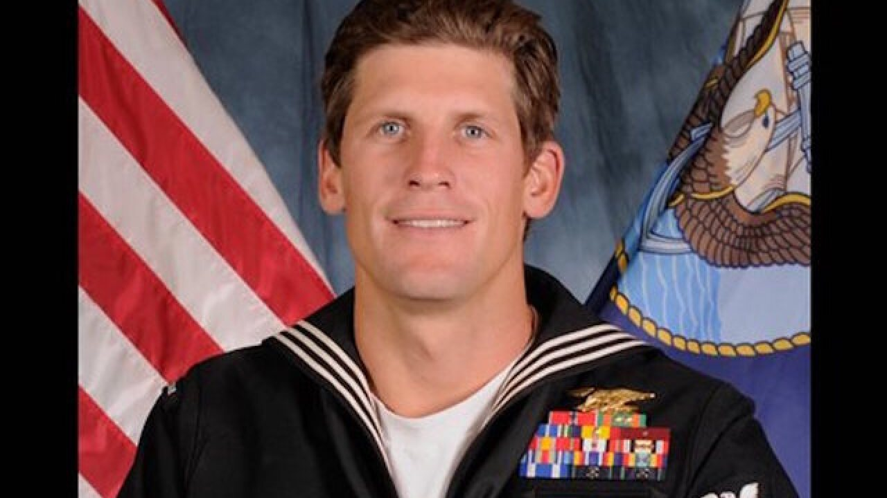 Navy SEAL killed to be promoted posthumously