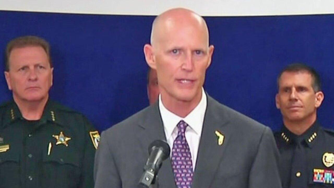 Gov. Rick Scott orders Florida Highway Patrol troopers to help guard Marjory Stoneman Douglas High