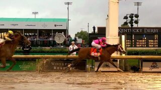Country House Wins The Kentucky Derby