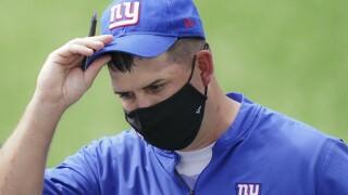 Joe Judge NY Giants