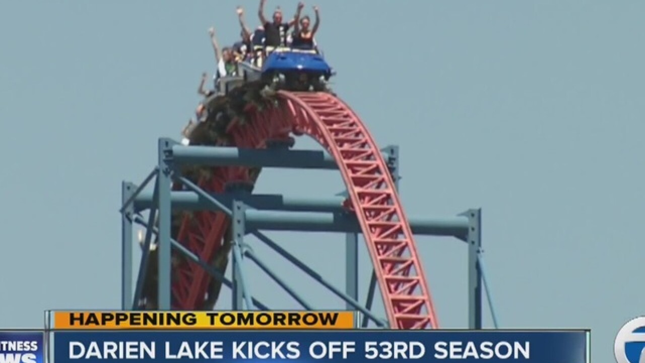 c197aa2120a5 Darien Lake theme park sold  impact on park s future unclear