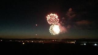 East Helena Fireworks