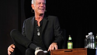 SD restaurants honoring Bourdain with fundraiser