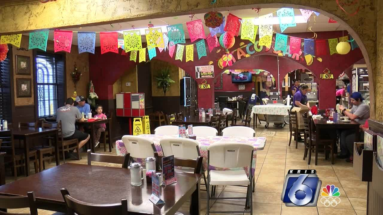 Restaurants bracing for big business on final day before executive order goes into place.