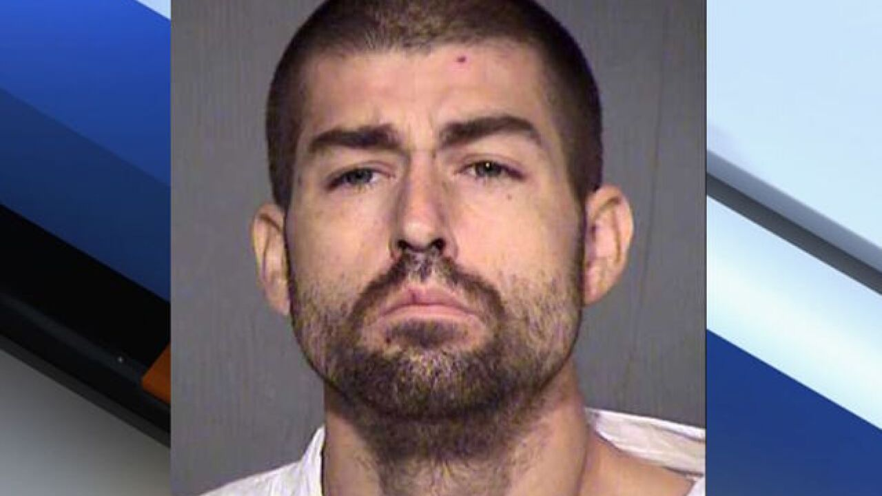 Murder charge filed in PHX 'human remains' case