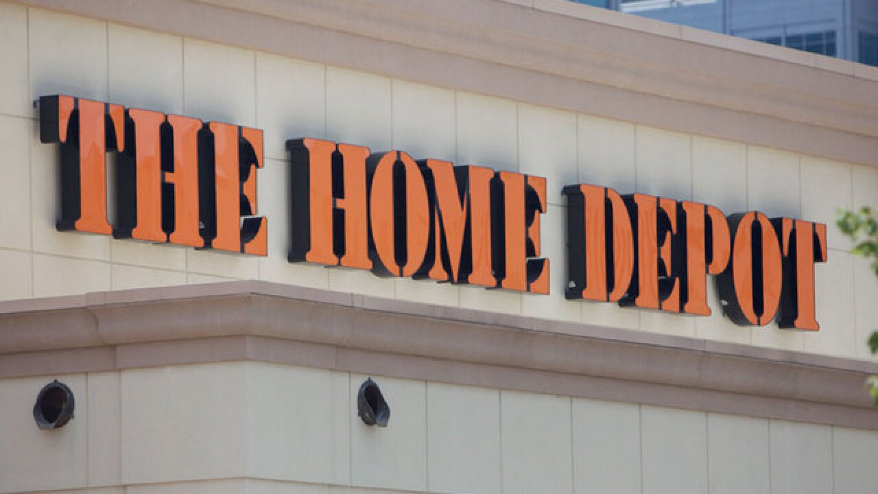 Crews Investigate Smoke At Home Depot In West Palm Beach