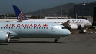 Woman awakes to dark, empty airplane in Toronto