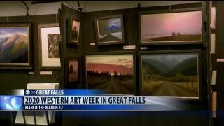 Preparations ramping up for Western Art Week