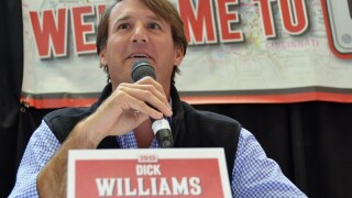 Dick Williams, Reds' new boss, sees progress, asks for patience
