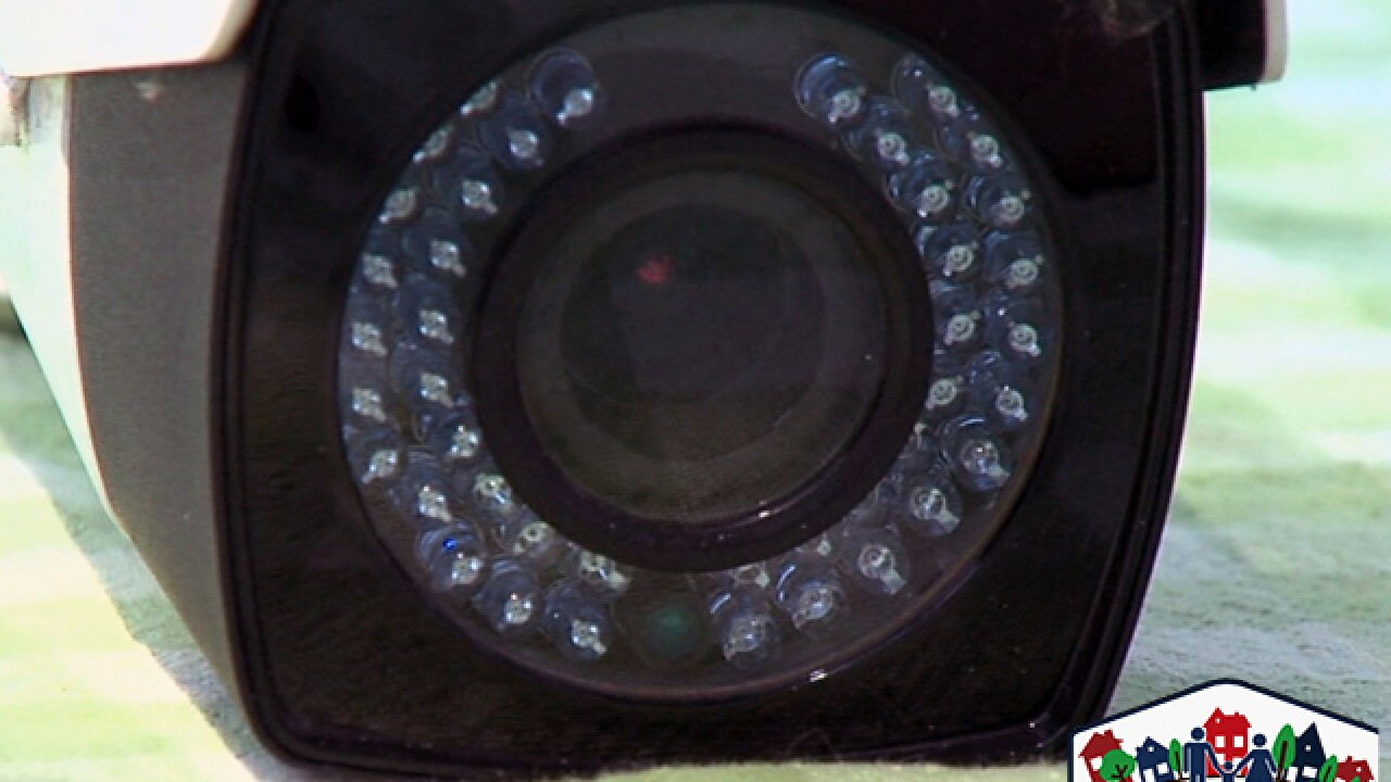 KCMO neighborhoods receive grant for cameras