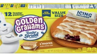 New S'mores Golden Graham Toaster Strudels Are The Perfect Summer Pastry