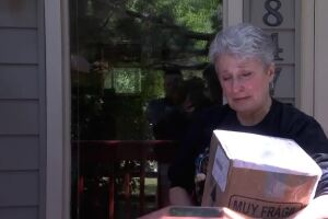 Billings woman finally receives husband's cremains in mail