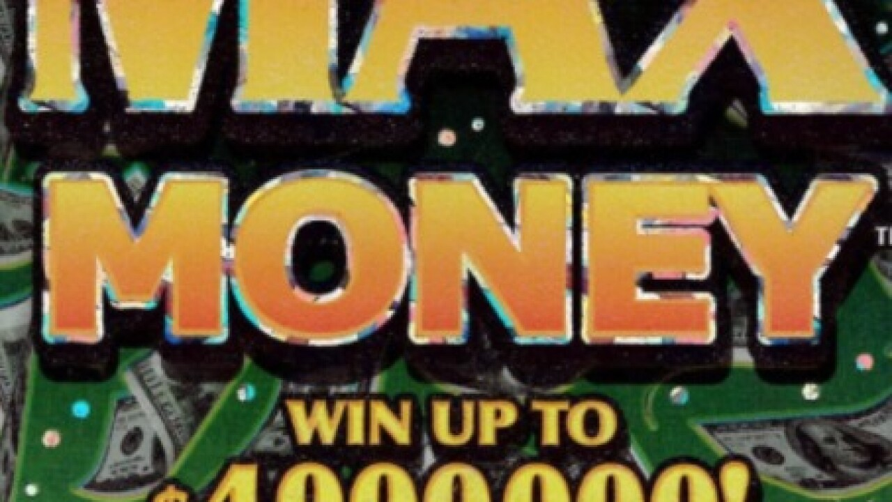 Monroe County lottery club wins $4M playing instant game
