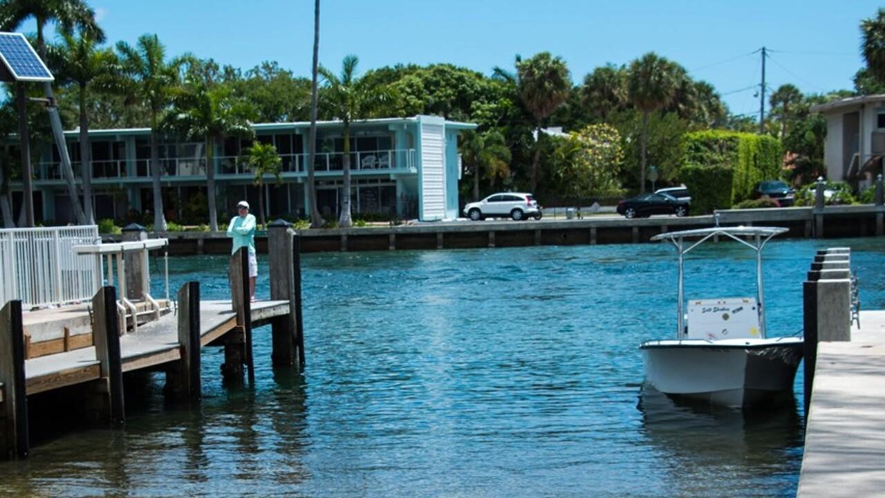 Silver Palm Park Boat Ramp in Boca Raton