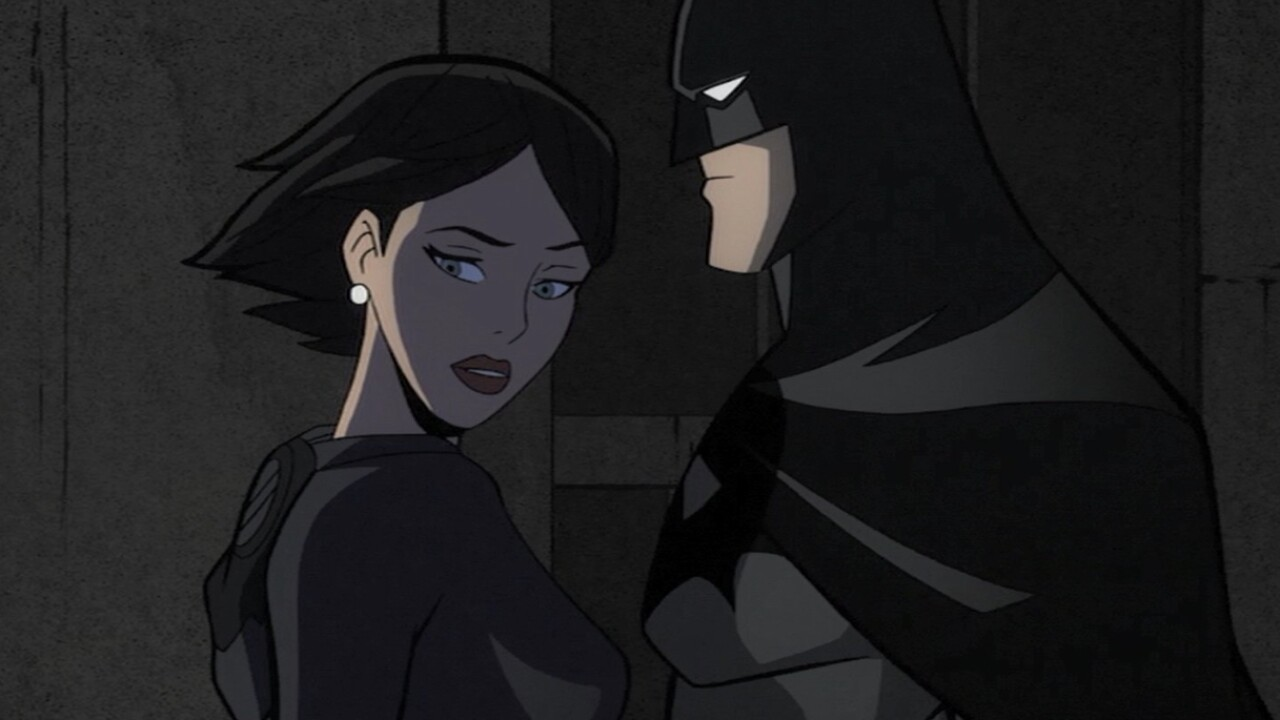 """""""Batman: The Long Halloween Part 2"""" is on home video. Photo courtesy Warner Bros."""