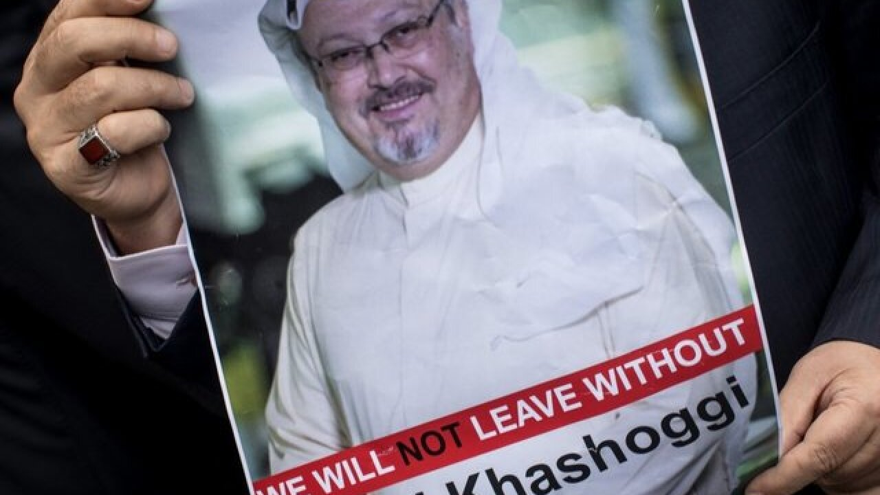 GOP lawmaker defends Trump's Khashoggi response: 'Journalists disappear all over the country'