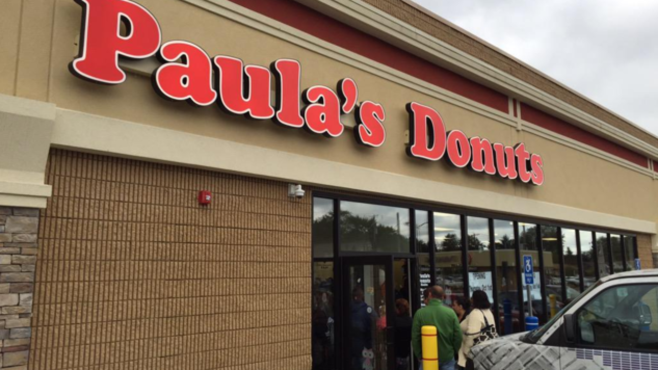 Paula's Donuts coming to Larkinville