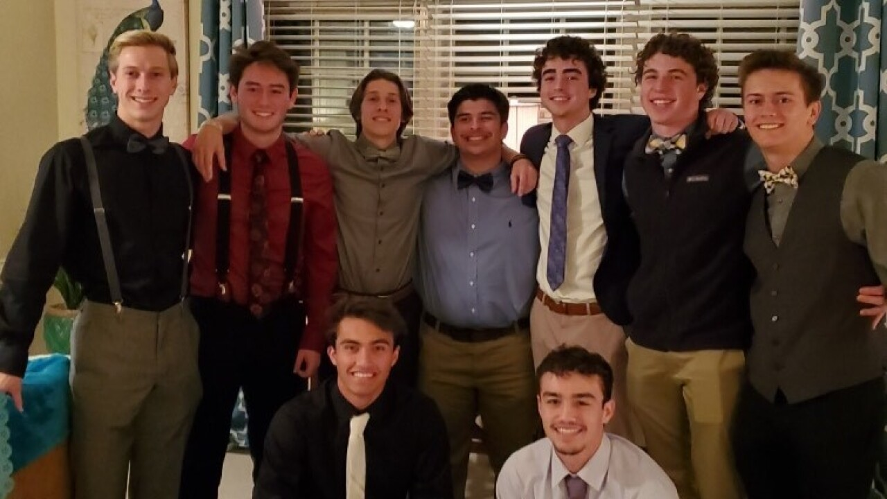 Matt Wilson, Scott Crossen, Logan Martel, Luke Neice, Luke Blossey, Chris Boyd, Zach Dzarnowski, Tyler Gyuricsko, Hunter Bailey (Hickory High School).jpg