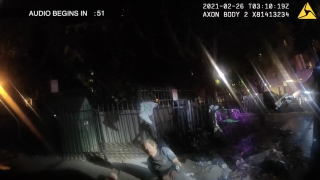 San Diego Police release video of officer-involved shooting