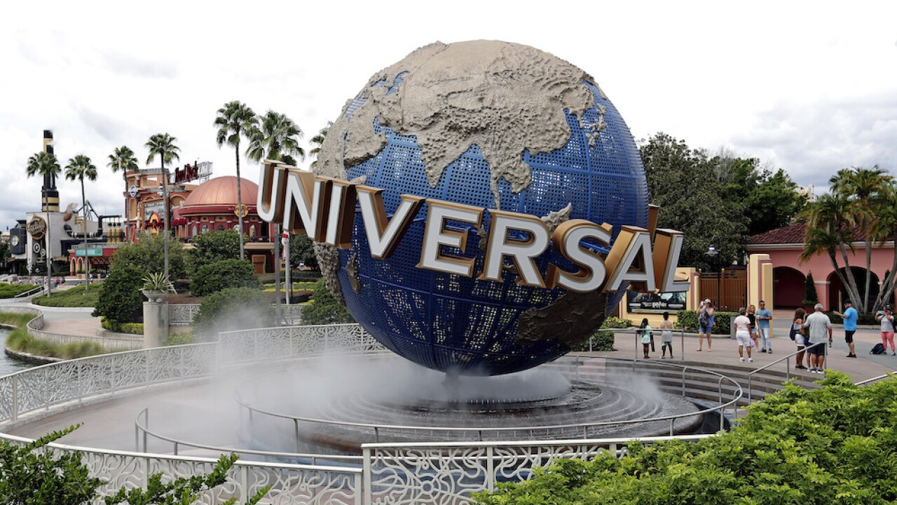 Universal Orlando reopening all parks beginning Friday
