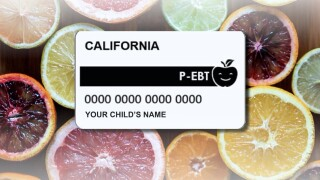 California offers $365 per child to combat student hunger during the summer