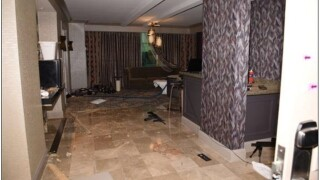New photos show hotel suite of Las Vegas shooter Stephen Paddock